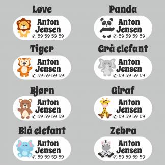 Navnemærker
